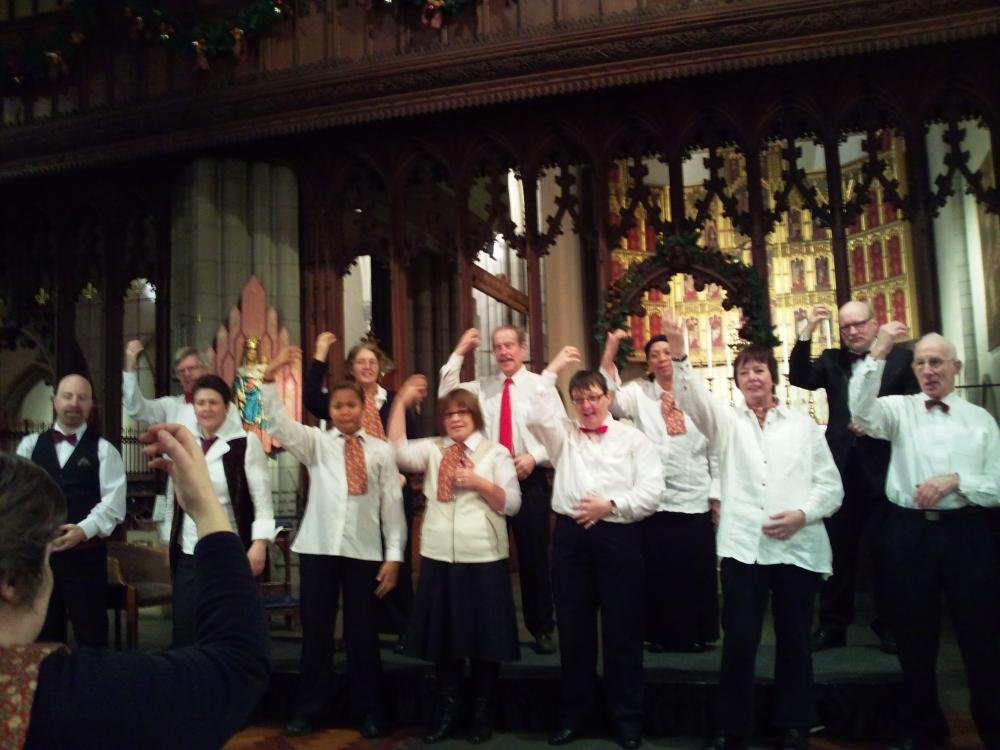 SHINE choir (2/3)