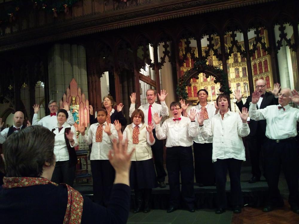 SHINE choir (3/3)