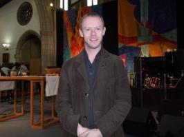 Mark, one of the regular interpreters