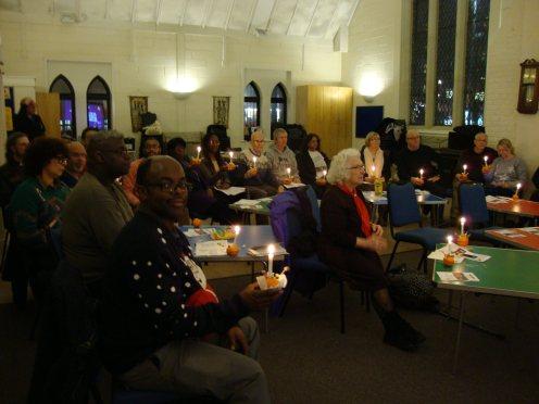 Christingle Service 2016